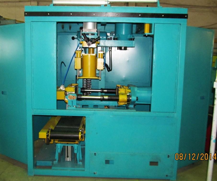 Оборудование для изготовления стержней в нагреваемой оснастке